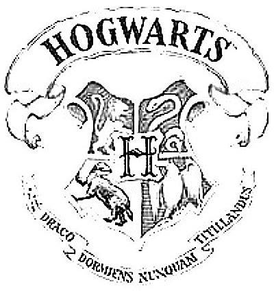harry potter coloring pages hogwarts crest untitled document hoggyguild tripod