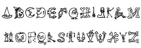 imagenes de halloween letras halloween letras 3d