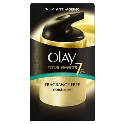 Olay Total Effects Day olay total effects day moisturiser fragrance free 50ml
