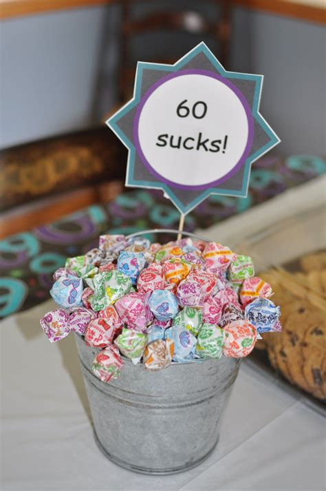 gents on pinterest 60 pins 60 sucks lollipops centerpiece for birthday gag gift