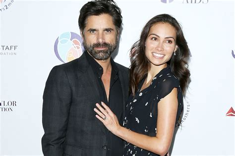 who is john stamos dating john stamos on cloud nine now he s engaged to caitlin