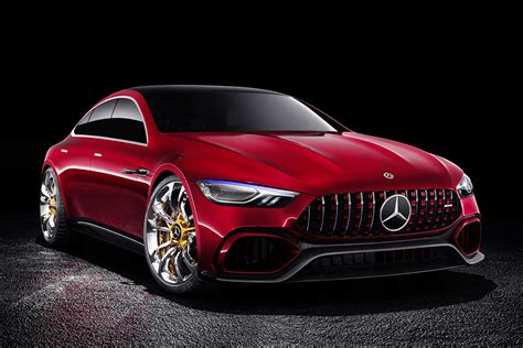 mercedes amg 4 door gt concept hiconsumption