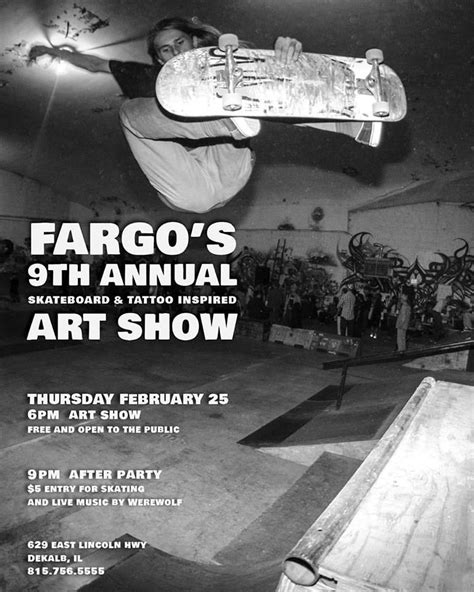 tattoo convention fargo fargo s skateboard inspired art show friday dekalb
