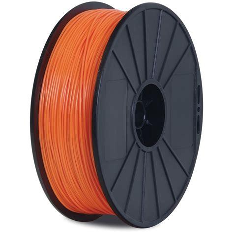 B Lb Orange bumat elite dreamer 1 75mm pla filament 3dbumdplaore b h photo