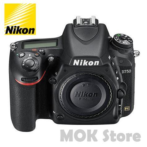 nikon d750 d750k digital slr fx format frame dslr 24 3mp only 660960099744 ebay