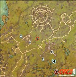 glenumbra treasure map eso glenumbra treasure map iii orcz the wiki