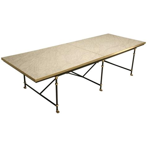 industrial style dining room tables industrial style dining table for sale at 1stdibs