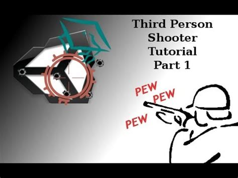 unity tutorial third person shooter unity 3d tutorial third person shooter part 1 outdated