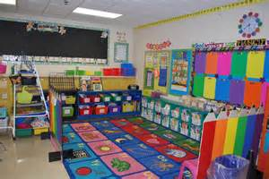Classroom Decore by The Use Of Color Classroom Decor