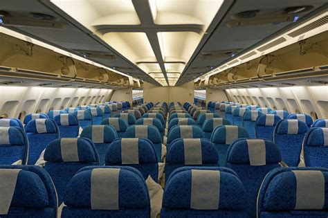 Airplane Cabin by In Flight Phone Calls Would Make Air Travel Dangerous