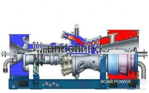 mhps gas turbine generator set h25 h50 h100 china