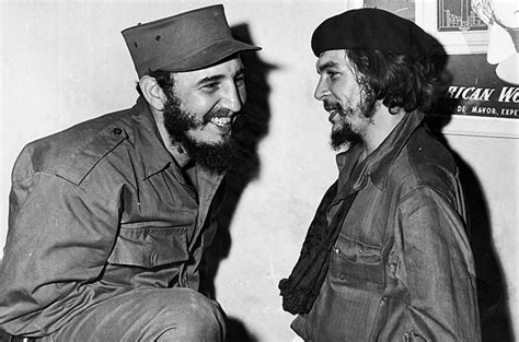 fidel and che the dunia ya leo fidel castro during cuba revolution