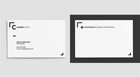 17款简约风格名片设计欣赏 名片设计 设计欣赏 素彩网 Pft Interpretation Template