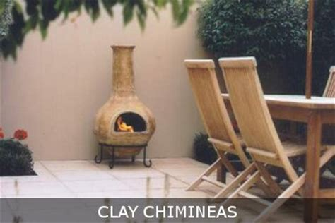 Wood Burning Clay Chiminea Chiminea Melbourne Clay Cast Iron Chimineas