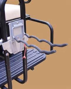 Chair Bike Rack by Nevgear Golf Cart Sup Accessories
