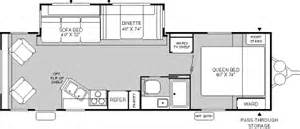 Terry Travel Trailer Floor Plans by 2004 Fleetwood Terry Dakota Travel Trailer Rvweb Com
