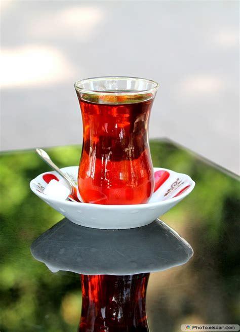 Turkish Tea With Sweets & Bagel   ELSOAR