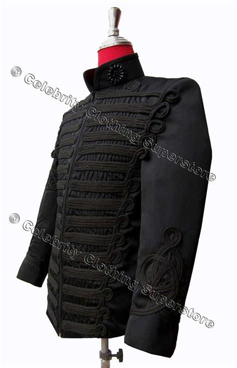 Jaket The Omni Army Series mj custom black jacket pro series all sizes 229 99