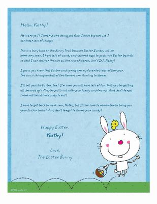 free printable letters easter bunny easter bunny greetings stationery easter printable card