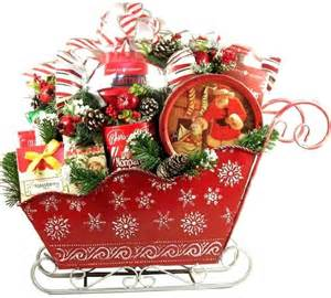 Holiday Basket Great Christmas Gift Basket Ideas Webnuggetz Com