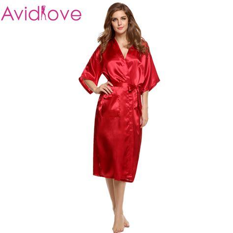 Sleepwear Branded aliexpress buy avidlove brand 2015 stylish nightwear robes sleepwear