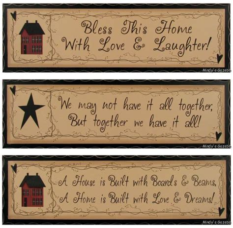 signs and plaques home decor primitive antique sign rustic country home decor plaque