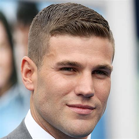 best crew cuts for men men s crew cut hairstyle