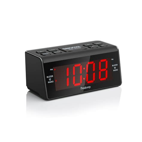 dual alarm clock review the best