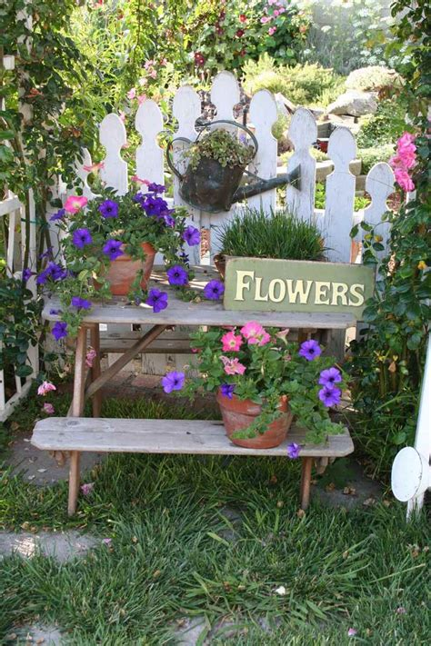 cottage style gardens living homegrown