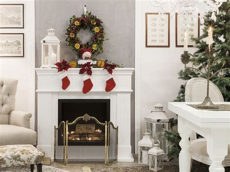 Camino Country Chic by Il Natale Shabby Chic Grazia It