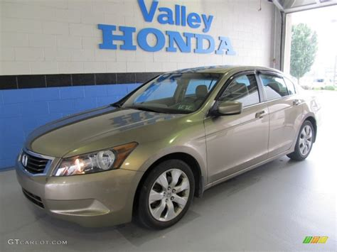 2009 bold beige metallic honda accord ex sedan 54418273 gtcarlot car color galleries