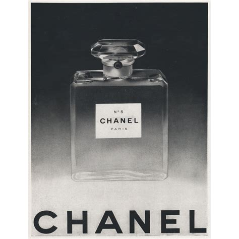Parfum Original Chanel No 5 original vintage chanel no 5 perfume print from