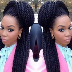 what type of hair is use for big box braids senegalese twist hairstyles how to do hair type pictures