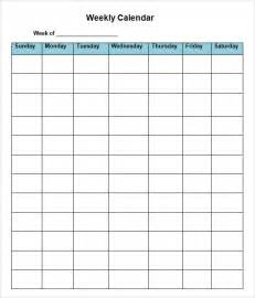 weekly calendar word template weekly calendar template 16 free documents in