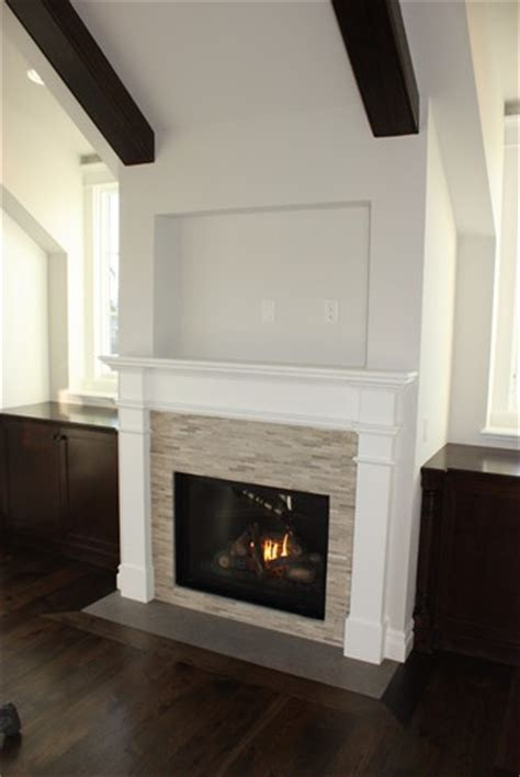 thin fireplace insert fireplace surround moda silver thin rectangle by