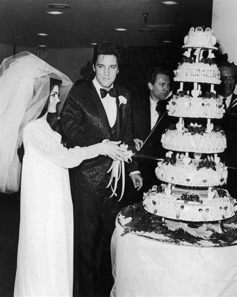 The Most Iconic Rock Star Wedding Photos   Martha Stewart