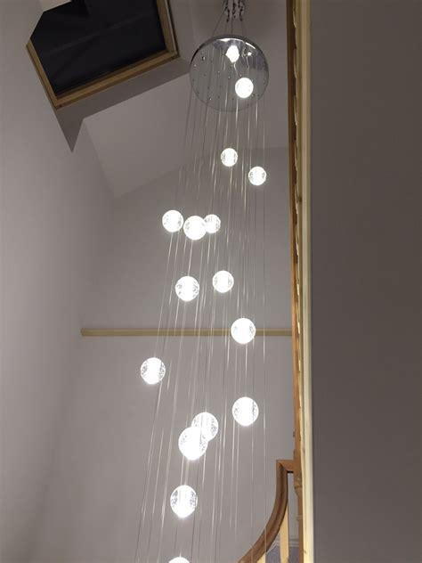 stairwell chandelier air stairwell chandelier