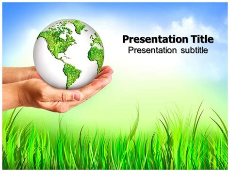 Powerpoint Template Environment Download Www Iea Ieccc Save Environment Ppt Templates Free