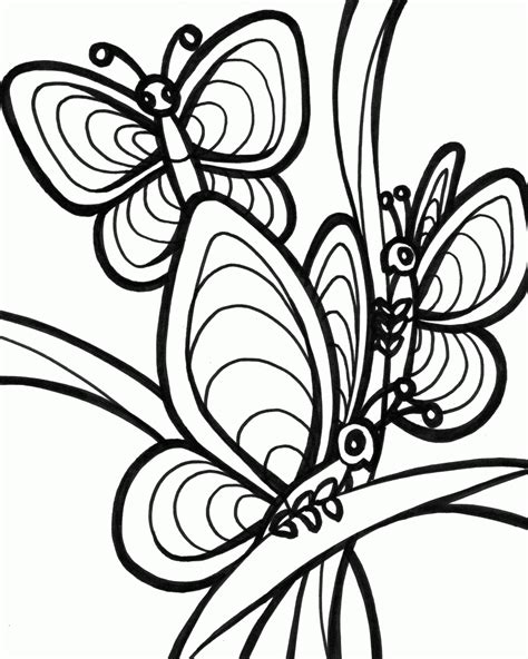beautiful butterfly coloring pages beautiful butterfly coloring page coloring home