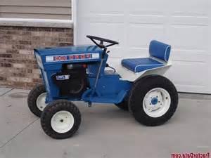 Ford Garden Tractor by Ford Yt16 Garden Tractor Autos Weblog
