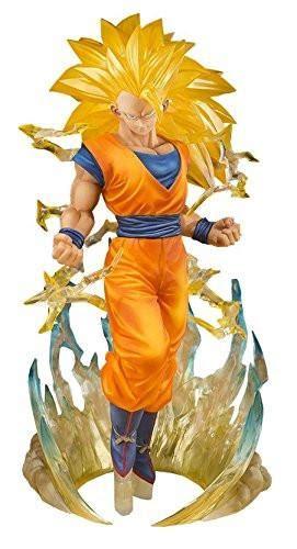 figuarts dragon ball super saiyan son goku statue