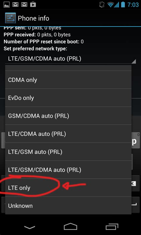 change apn settings android how to enable 4g lte on the nexus 4 techcrunch