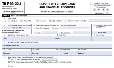 practical guide to fbar and fatca reporting for individual filers books how to file the fbar in addition to your us expat taxes