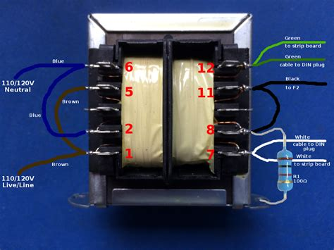 edwards doorbell transformer wiring diagram 12 volt