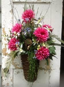 Summer Wreath For Front Door Wreaths Large Summer Front Door Wreath Summer By Flowerpowerohio