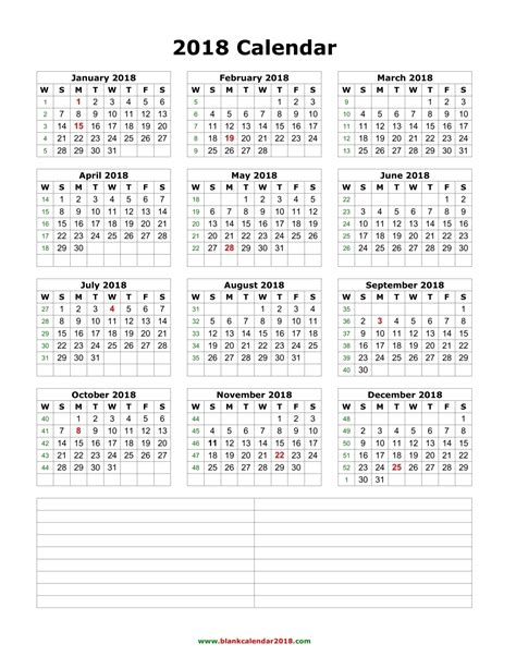 free download printable calendar 2018 3 months per page 4 pages