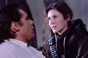 Harrison Ford Carrie Fisher Carrie Fisher The Superficial