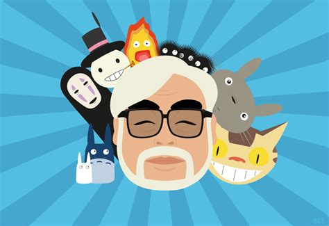 ghibli film theories hayao miyazaki by bananapatatas on deviantart
