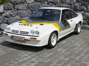 Opel Manta 400 Opel Manta 400 Motoburg