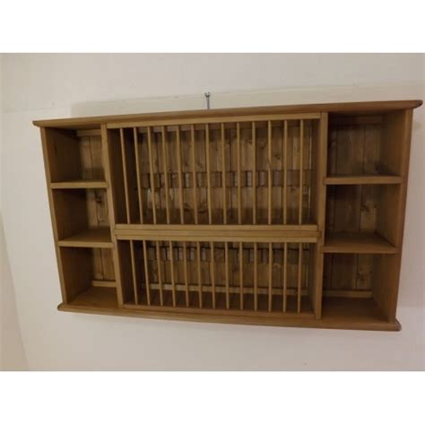 Pine Plate Racks For Kitchens by Pine 28 Plate Rack W114cm